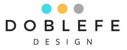 Logo Doblefe Design Contract