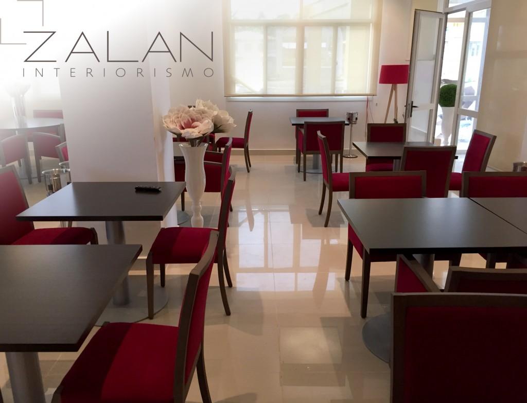 Hotel Guiena Proyecto Zalan Interiorismo
